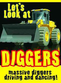 Let's Look at Diggers - (Import DVD)