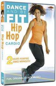 Dance and Be Fit: Hip Hop Cardio - (Import DVD)