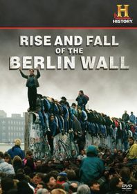 Rise and Fall of the Berlin Wall - (Region 1 Import DVD)