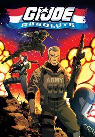 G.I. Joe:Resolute - (Region 1 Import DVD)