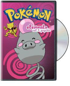 Pokemon Elements V7:Psychic - (Region 1 Import DVD)
