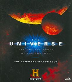 Universe:Complete Season 4 - (Region A Import Blu-ray Disc)