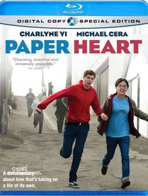 Paper Heart - (Region A Import Blu-ray Disc)