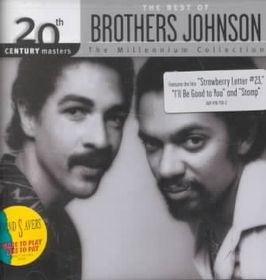 Brothers Johnson - Millennium Collection - Best Of The Brothers Johnson (CD)