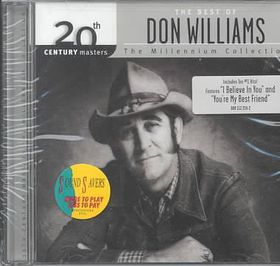 Don Williams - Millennium Collection - Best Of Don Williams (CD)
