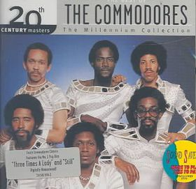 Commodores - Millennium Collection - Best Of The Commodores (CD)