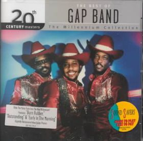 Gap Band - Millennium Collection - Best Of The Gap Band (CD)