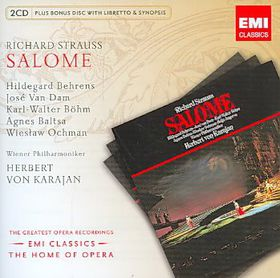 Salome - Various Artists (CD)