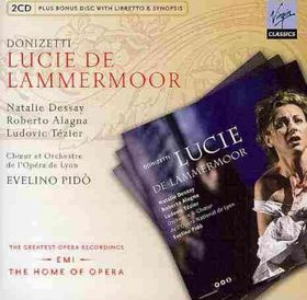 Lucie De Lammermoor - Various Artists (CD)
