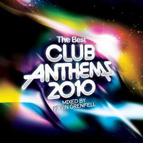 Best Club Anthems 2010 - Various Artists (CD)