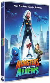 Monsters vs Aliens - (Import DVD)