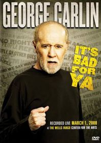George Carlin: It's Bad for Ya - (Import DVD)