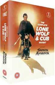 Lone Wolf and Cub - The Complete Babycart Series - (Import DVD)