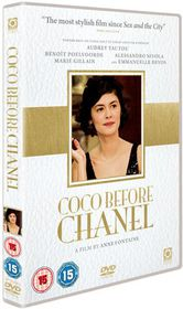 Coco Before Chanel - (Import DVD)