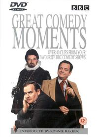 Bbc's Great Comedy Moments - (Import DVD)