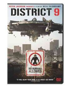 District 9 (Single Disc Version) - (Region 1 Import DVD)