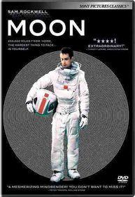 Moon - (Region 1 Import DVD)