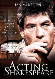 Acting Shakespeare - (Region 1 Import DVD)