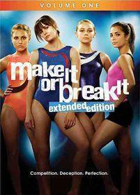 Make It or Break It Vol 1 - (Region 1 Import DVD)