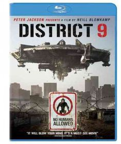 District 9 - (Region A Import Blu-ray Disc)