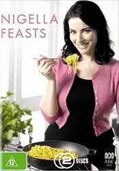 Nigella Feasts : Complete Series (DVD)
