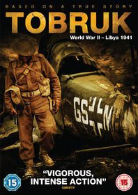 Tobruk - (Import DVD)