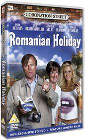 Coronation Street: Romanian Holiday - (Import DVD)