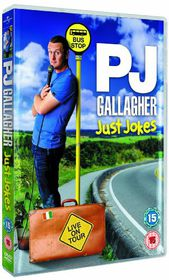 PJ Gallagher: Live - (Import DVD)