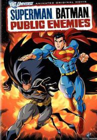 Superman/ Batman: Public Enemies (DVD)