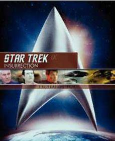 Star Trek IX: Insurrection (Blu-ray)