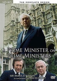 A Prime Minister On Prime Ministers - (Import DVD)
