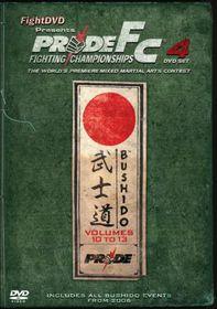 Pride: Bushido 10-13 - (Import DVD)