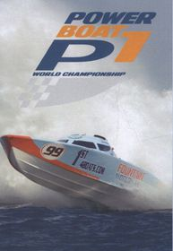 Powerboat P1 World Championship Review 2008 - (Import DVD)