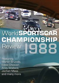 World Sportscar Championship Review: 1988 - (Import DVD)