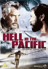 Hell in the Pacific - (Import DVD)