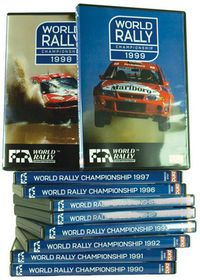 World Rally Collection: 1990-1999 - (Import DVD)