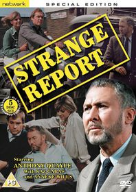 Strange Report: The Complete Series - (Import DVD)