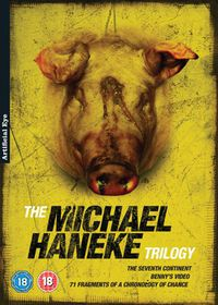 The Michael Haneke Trilogy - (Import DVD)