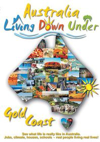 Living Down Under: Gold Coast - (Import DVD)