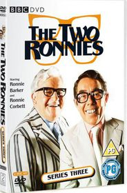 The Two Ronnies: Series 3 - (Import DVD)
