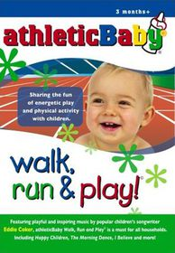 Athletic Baby: Walk, Run and Play! - (Import DVD)