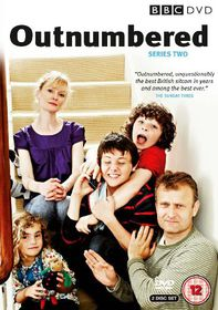 Outnumbered: Series 2 - (Import DVD)