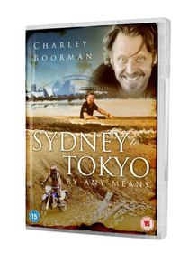 Charley Boorman: From Sydney to Tokyo By Any Means - (Import DVD)