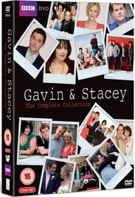 Gavin and Stacey: Series 1-3 and Christmas Special - (parallel import)