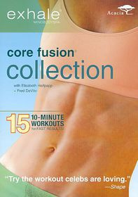 Exhale:Core Fusion Collection - (Region 1 Import DVD)
