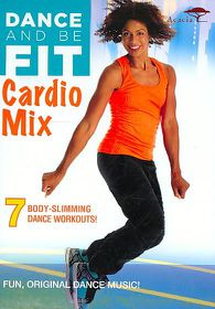 Dance & Be Fit:Cardio Mix - (Region 1 Import DVD)