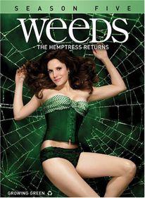 Weeds: Season 5 - (Region 1 Import DVD)