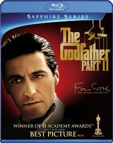 Godfather Part II (Sapphire Series) - (Region A Import Blu-ray Disc)