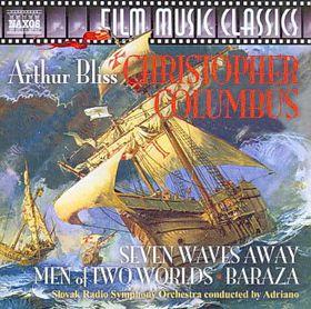 Bliss: Christopher Columbus Suite - Christopher Columbus Suite (CD)