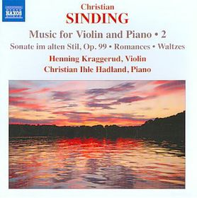 Violin And Piano Music - Various Artists (CD)